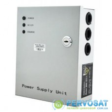 Блок питания для систем видеонаблюдения Full Energy BBG-124/1