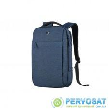 "Рюкзак для ноутбука 2E 16"" Melange, Blue (2E-BPN9166NV)"