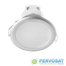 Светильник точечный PHILIPS 66020 LED 3.5W 4000K Silver (915005136201)