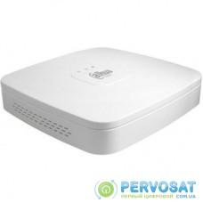 Регистратор для видеонаблюдения Dahua DHI-NVR4104-P-4KS2/L