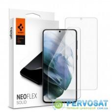 Пленка защитная Spigen Galaxy S21+ NeoFlex Solid HD, Clear (AFL02536)