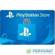 Карта онлайн пополнения SONY Playstation Store пополнения кошелька: Карта оплаты 500 грн (9781516)