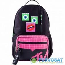 Рюкзак школьный Kite City MTV 949 черный (MTV21-949L-1)