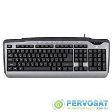 Клавіатура 2E KM1010 USB Gray