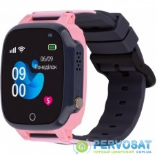 Смарт-часы Amigo GO008 MILKY GPS WIFI Pink (873293)