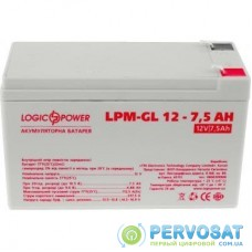 Батарея к ИБП LogicPower LPM-GL 12В 7.5Ач (6562)
