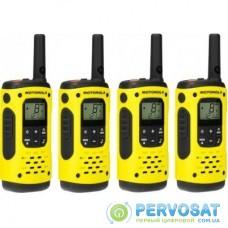 Портативная рация Motorola T92 H20 QUAD AquaSports (T92_H20_QUAD)