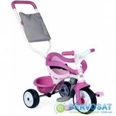 Детский велосипед Smoby Be Move Комфорт 3 в 1 розовый (740415)