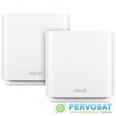 Точка доступа Wi-Fi ASUS CT8-2PK-WHITE