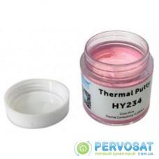 Термопаста Halzline HY-234 10g, банка, Grey