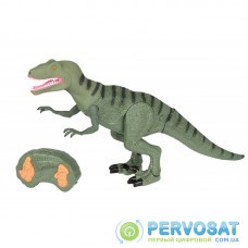 Same Toy Динозавр - Тиранозавр зеленый (свет, звук) RS6126AUt