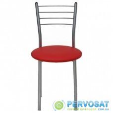 Кухонный стул ПРИМТЕКС ПЛЮС 1022 alum S-3120 Красный (1022 alum S-3120)