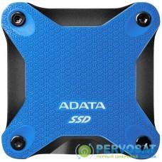 Накопитель SSD USB 3.2 240GB ADATA (ASD600Q-240GU31-CBL)