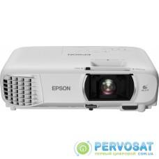 Проектор для домашнього кінотеатру Epson EH-TW750 (3LCD, Full HD, 3400 ANSI lm)