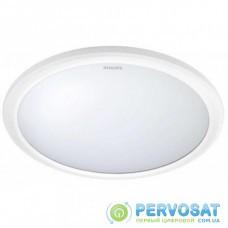 Светильник Philips 31817 LED 12W 2700K IP65 White (915004489501)
