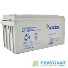 Батарея к ИБП Merlion RDC12-65, 12V-65Ah (GP12650M6)