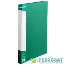 Папка-скоросшиватель BUROMAX А4 green (BM.3407-04)