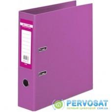 Папка - регистратор Buromax А4 double sided, 70мм, PP, pink, built-up (BM.3001-10c)