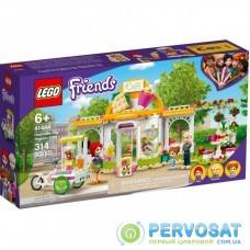 Конструктор LEGO Friends Екокафе в Хартлейк-Сити 314 деталей (41444)