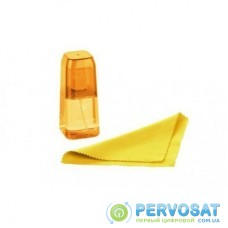 Спрей 2E 100ml Liquid для LED/LCD +Microfibre Yellow LUX CLEAN (2E-SKTR100LYW)