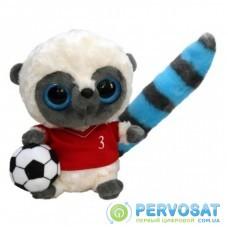 Мягкая игрушка Aurora Yoohoo Футболист красная футболка 12 см (91303L)