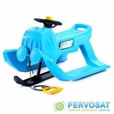Санки Prosperplast JEEPP CONTROL Синие (5905197190907)
