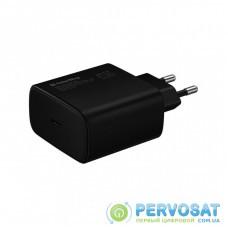 Зарядное устройство ColorWay Power Delivery Port PPS USB Type-C (45W) black (CW-CHS034PD-BK)
