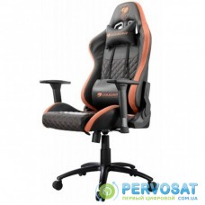 Кресло игровое Cougar Armor PRO Black/Orange