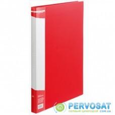 Папка с зажимом BUROMAX А4 JOBMAX, red (BM.3401-05)