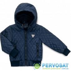 Куртка Verscon стеганая (3439-92B-blue)