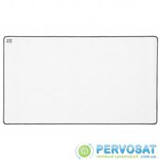 Ігрова поверхня 2E Gaming Speed/Control Mouse Pad XL White(450*800*3 мм)