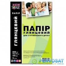 Бумага NewTone 10x15 (G200.F100N)
