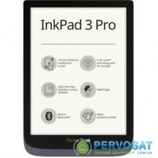 Электронная книга PocketBook 740-2 InkPad 3 Pro Metallic Grey (PB740-2-J-CIS)