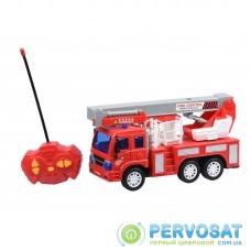 Same Toy Машинка на р/у CITY Пожарная машина