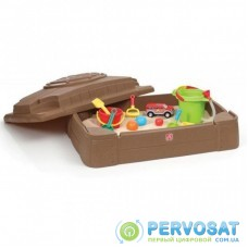 Песочница Step2 Play and Store (733538830299)