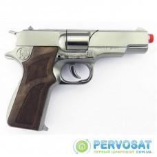 Игрушечное оружие Gonher Револьвер полицейский 8-зарядный (125/0)