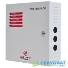 Блок питания для систем видеонаблюдения Partizan PSU-1210/16CH