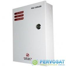 Блок питания для систем видеонаблюдения Kraft Energy PSU-1205LED