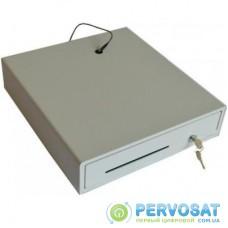 Денежный ящик ИКС-Маркет E3336D Ivory, 24V (E3336D IVORY 24V)
