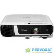 Проектор Epson EB-FH52 (3LCD, Full HD, 4000 lm)
