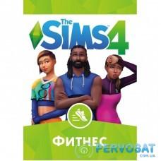 Игра PC The Sims 4: Фитнес. Дополнение (sims4-fitness)