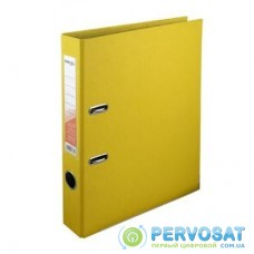 Папка - регистратор Delta by Axent double-sided PP 5 cм, assembled, yellow (D1711-08C)