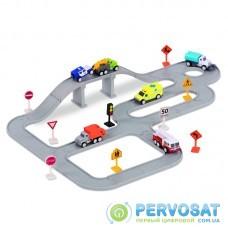 DRIVEN Игровой набор POCKET SERIES Городская спецтехника