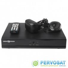 Регистратор для видеонаблюдения GreenVision GV-N-S002/32