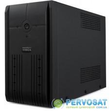 Источник бесперебойного питания Vinga LED 650VA metal case with USB (VPE-650PRMU)