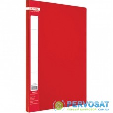 Папка-скоросшиватель BUROMAX А4 JOBMAX, red (BM.3406-05)