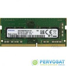 Модуль памяти для ноутбука SoDIMM DDR4 8GB 2666 MHz Kingston (M471A1K43CB1-CTD)