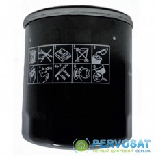 Фильтр масляный MANN Фільтр масляний (W712/75)