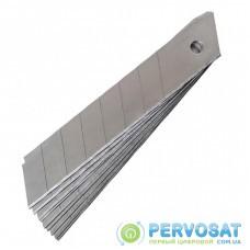 Лезвия для канцелярских ножей Delta by Axent 18мм, 10 pcs. in plastic case (polybag) (D6524)