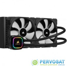 Кулер для процессора CORSAIR iCUE H115i RGB PRO XT (CW-9060044-WW)